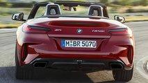 BMW Z4 2019 vs. 2013