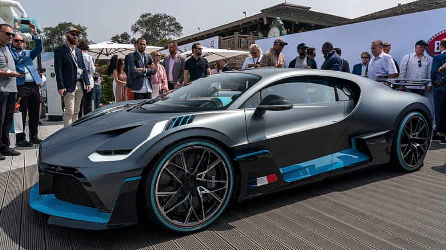 See More Of The Delicious Bugatti Divo In These Official Photos