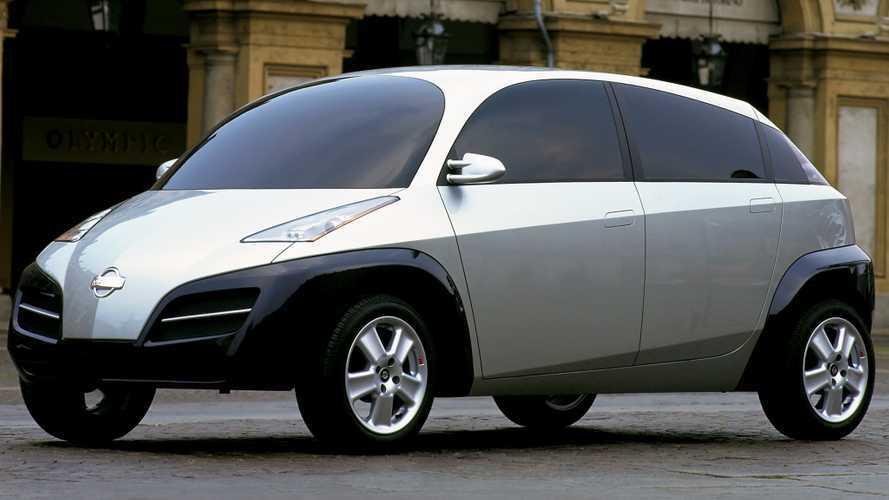 Concept oublié - Nissan Kyxx de 1998