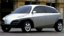 1998 Nissan Kyxx konsepti