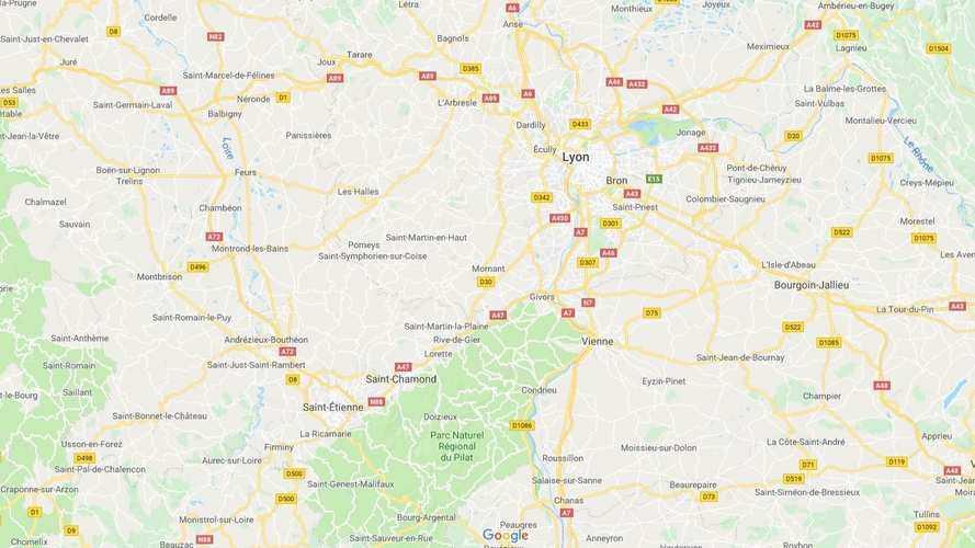 L'autoroute A45 entre Lyon et Saint-Etienne finalement abandonnée