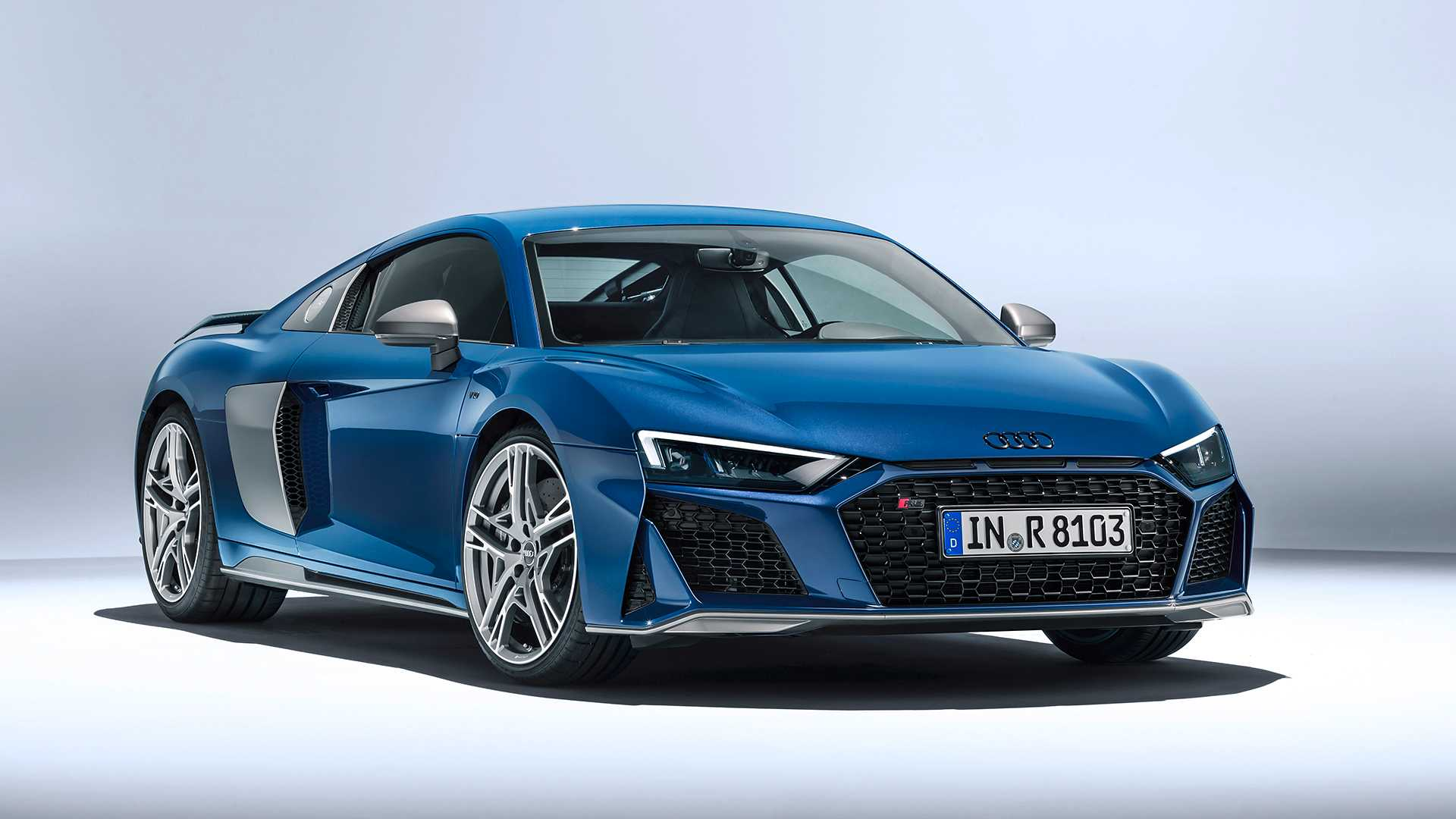 Audi Settles It Once And For All R8 To Remain V10 Only