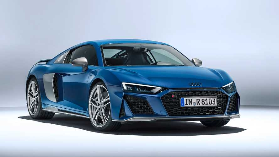 Audi confirms R8 to remain V10-only