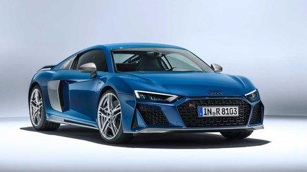 Audi, R8'in yalnızca V10 ile sunulacağını açıkladı