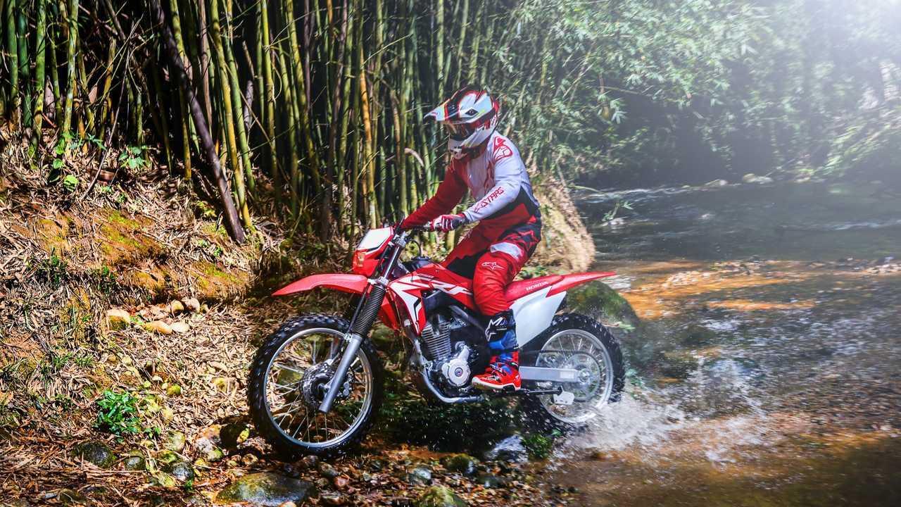 Honda CRF250 F (BR)