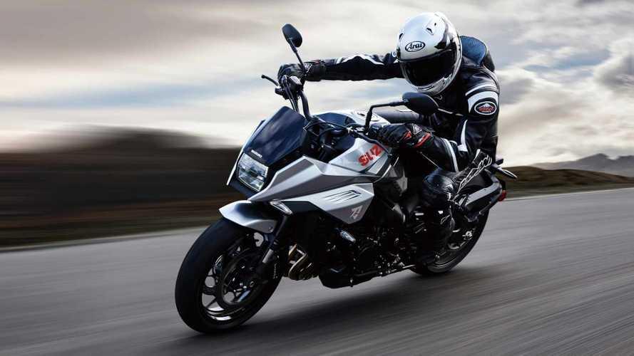 Suzuki Katana 2019 yılında Türkiye'de olacak