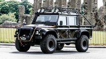 Land Rover Defender SVX Spectre 2014