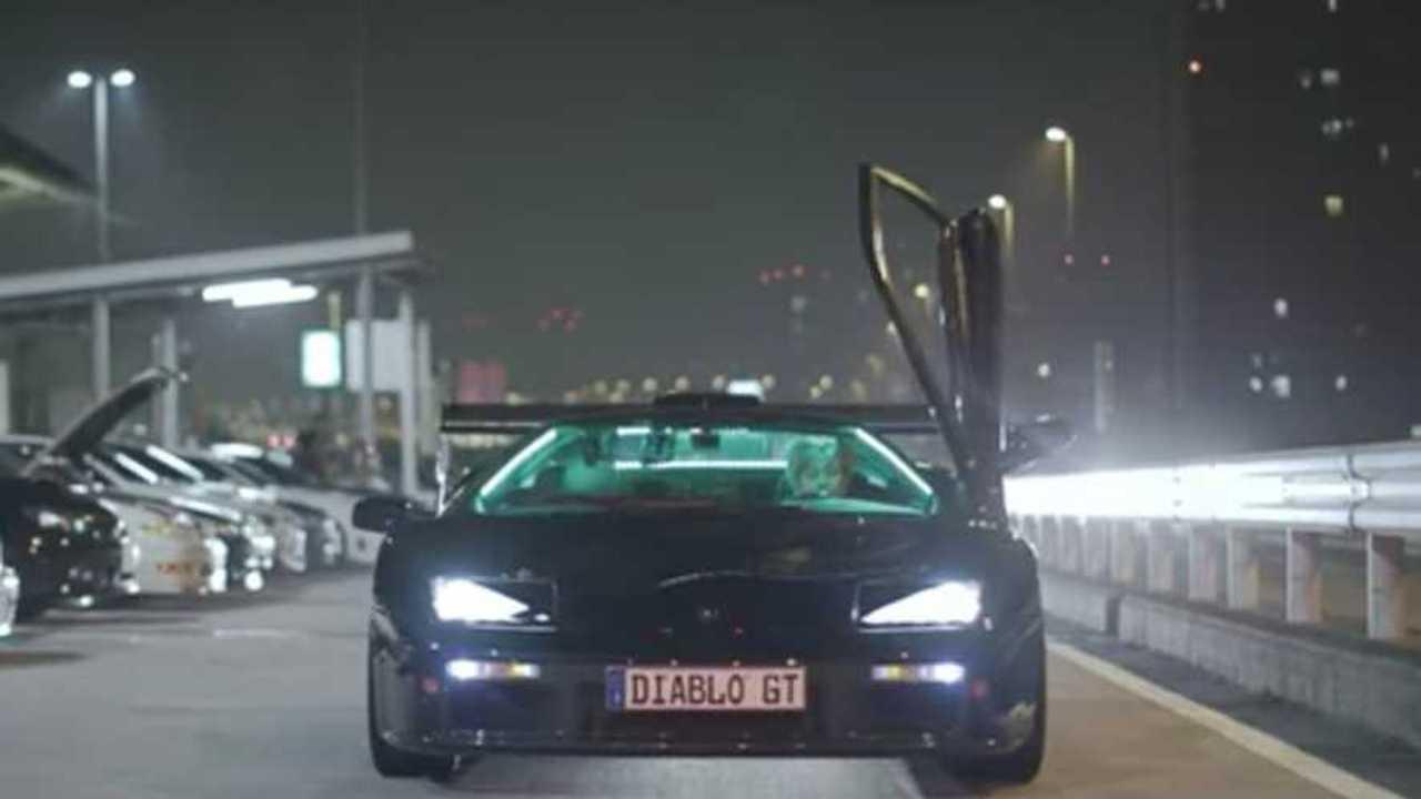 Copertina auto del crimine