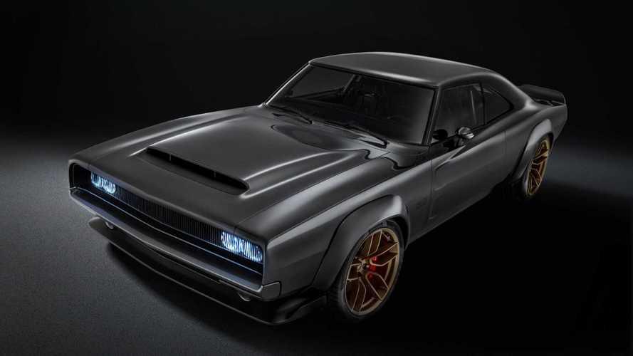 SEMA Show - Voici la Dodge Super Charger Concept... de 1000 ch !
