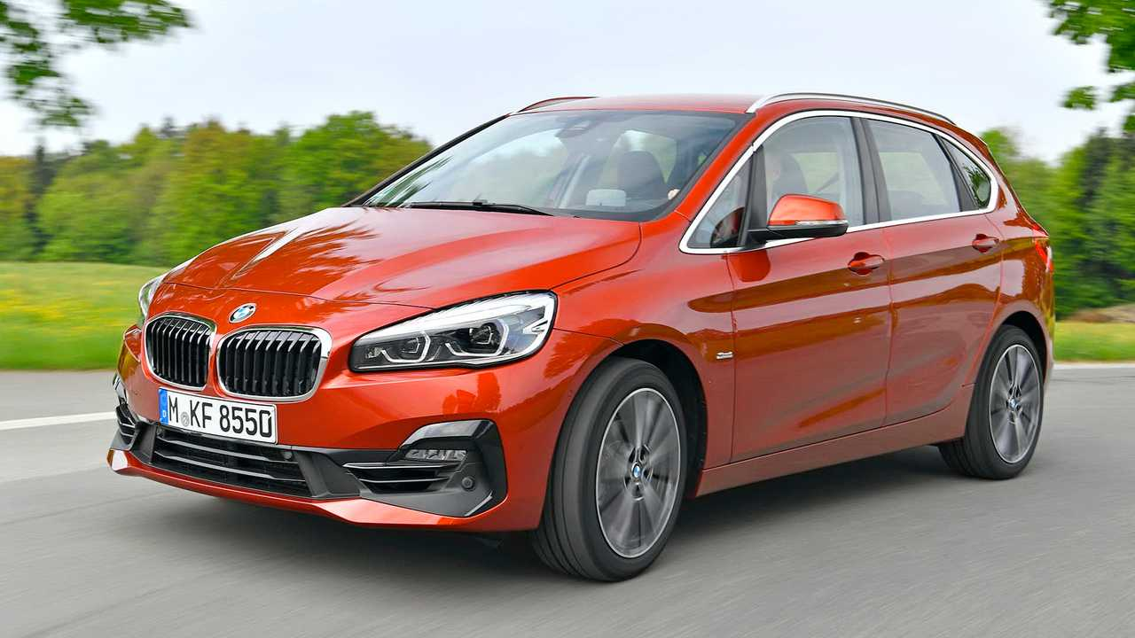 BMW 218i Active Tourer (103 kW): 60,6 Cent/km