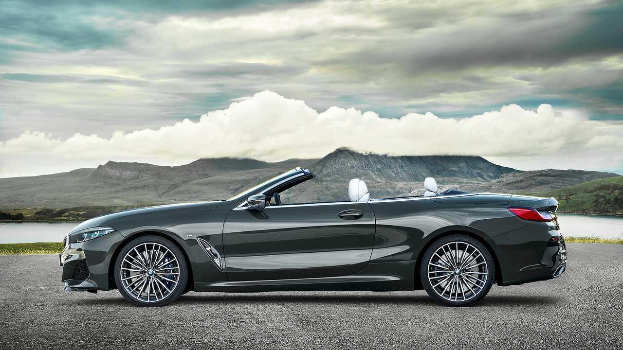2019 BMW 8er Cabriolet