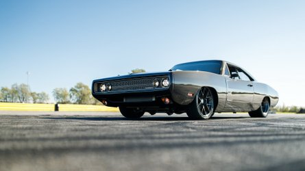 Dodge Charger Evolution par SpeedKore - Une muscle car de 966 ch