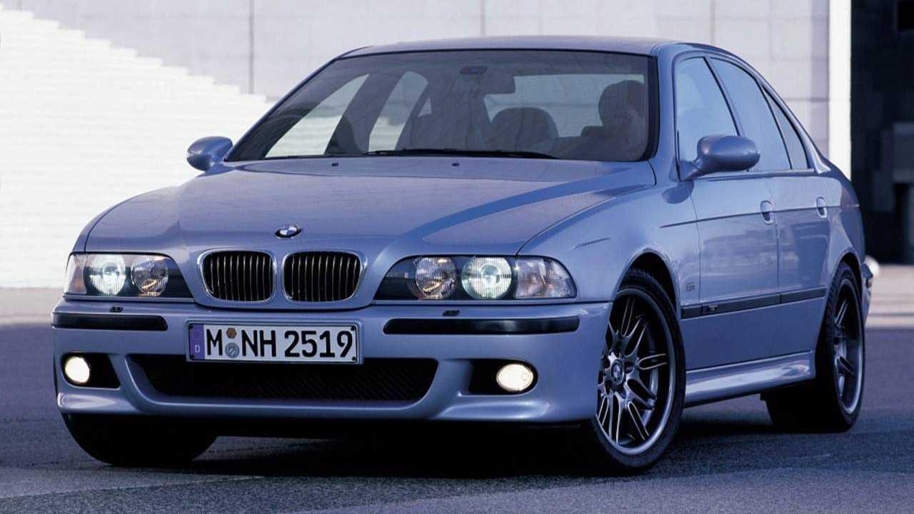 BMW M5 (2000-2003)