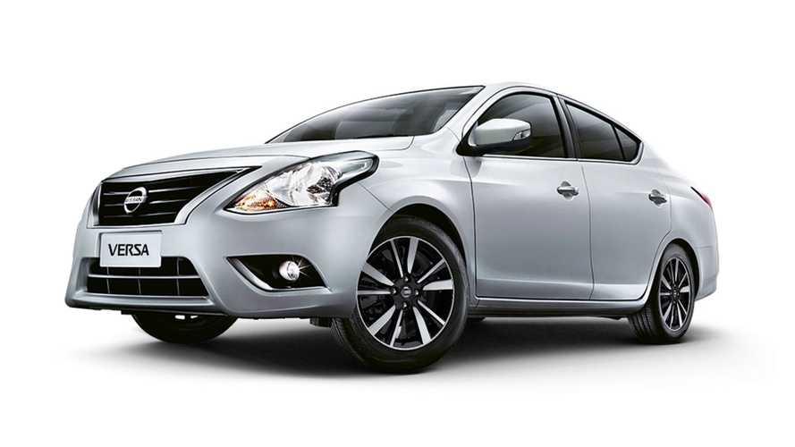 Nissan Versa ganha versão SL Direct exclusiva para o público PcD