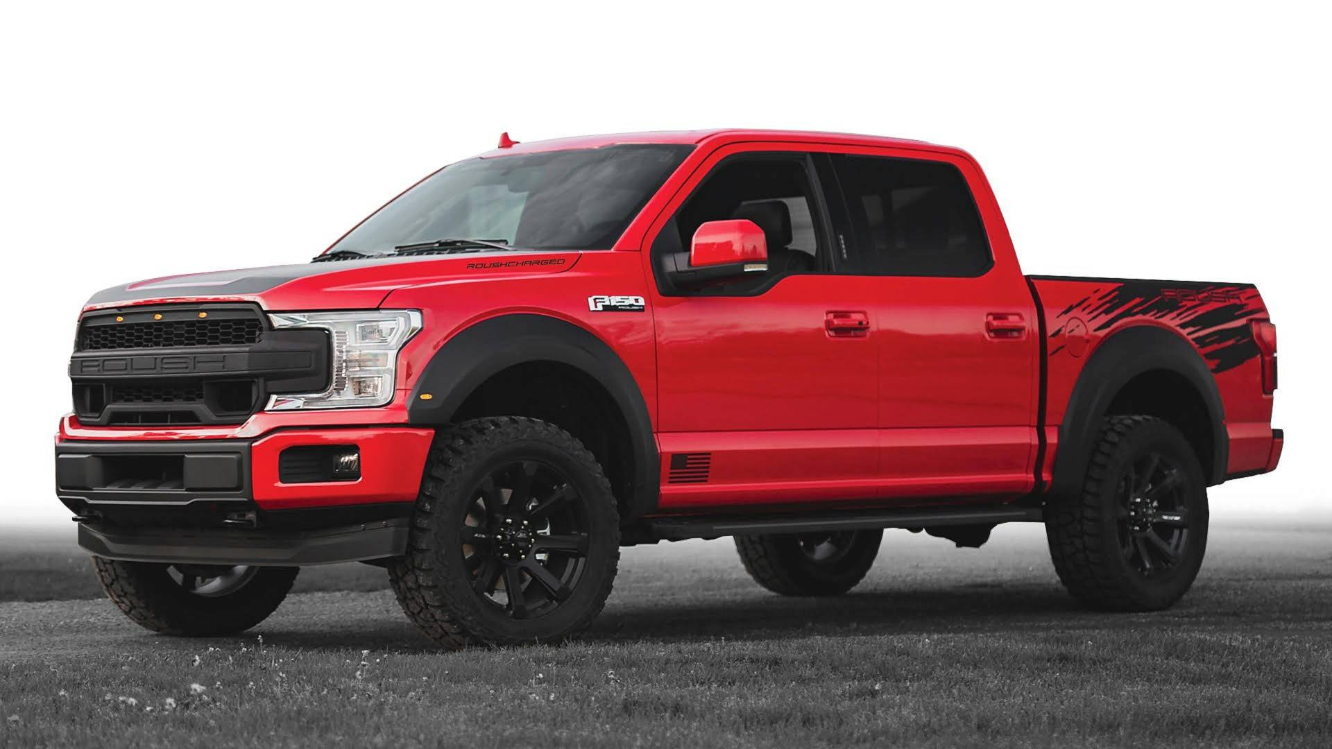 2018 Roush F-150 SC Debuts With 650 HP And Upgraded Suspension