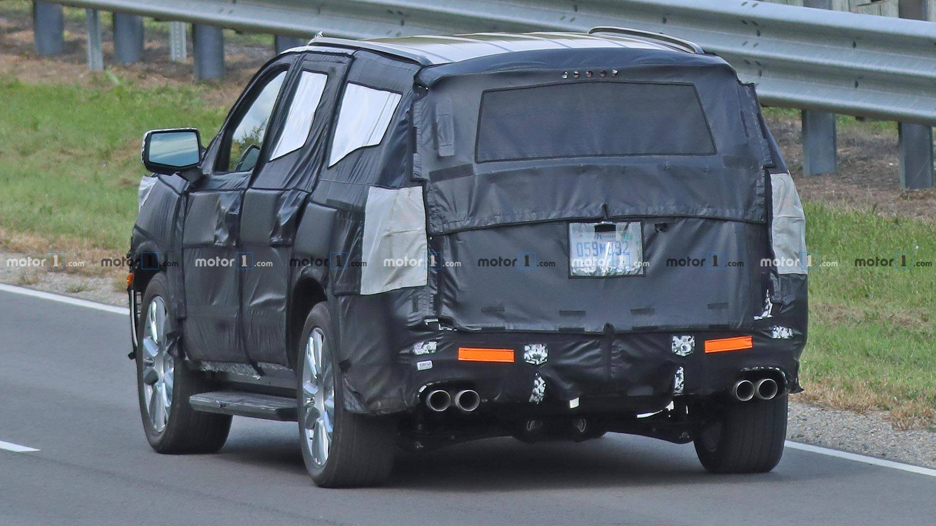 2020 Chevy Tahoe: Redesign, Changes, Engines, Debut >> Next Chevrolet Tahoe Spied Riding On Independent Rear Suspension