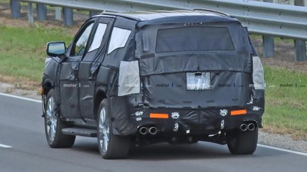 Next Chevrolet Tahoe Spied Riding On Independent Rear Suspension