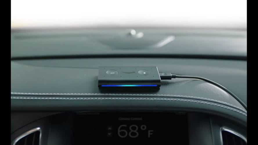 Amazon Echo Auto Can Bring Alexa To Any Car With A Radio