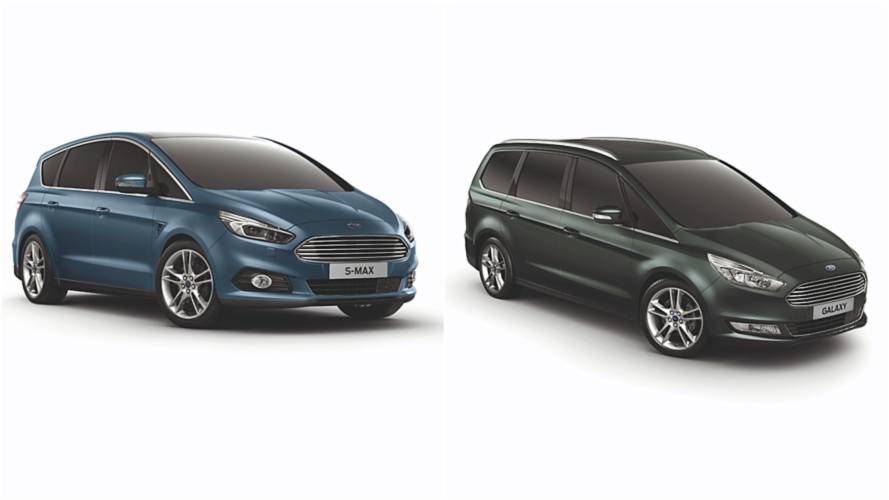 Ford S-Max and Galaxy get twin-turbodiesel diesel