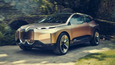 BMW Vision iNEXT: el futuro es SUV... y eléctrico