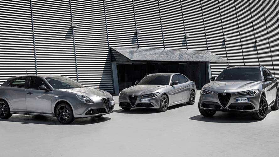 Már B-Tech verzióban is elérhető az Alfa Romeo Stelvio, Giulia és Giulietta