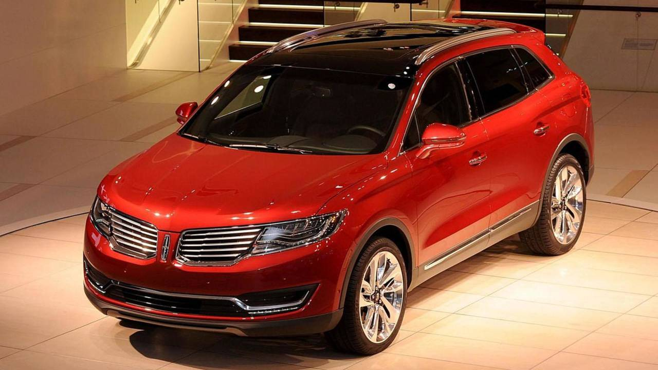 10. Lincoln MKX: 62.2 Days