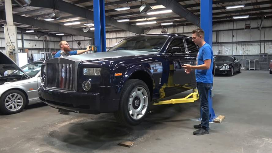 The $80,000 Rolls-Royce Phantom Has Quite A Few Problems