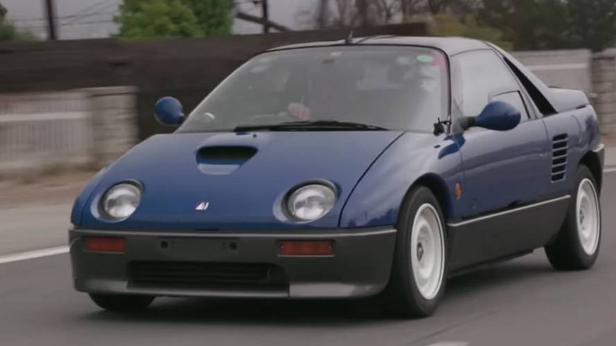 Mazda Autozam AZ-1 Surprises And Delights Jay Leno