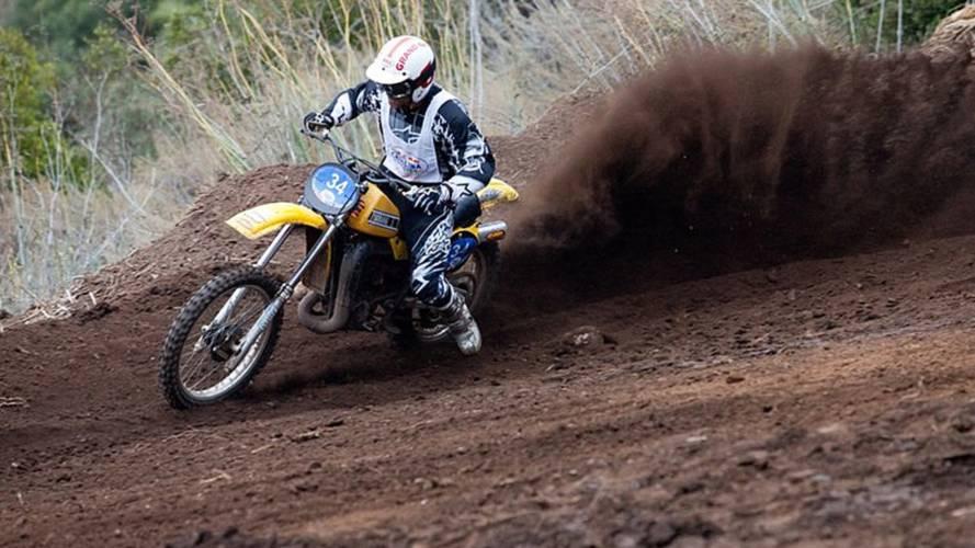 Racing Catalina on a $650 Yamaha
