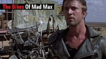 the bikes of the mad max trilogy