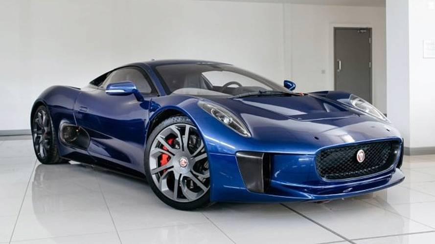 À vendre - Jaguar C-X75
