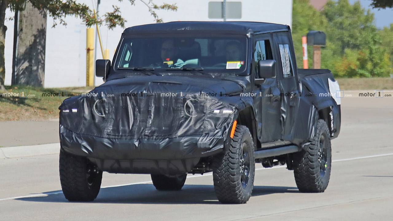 2020 Jeep Gladiator Is Coming Watch The Reveal Event Live
