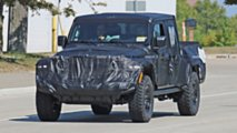 Jeep Scrambler Spy Photo