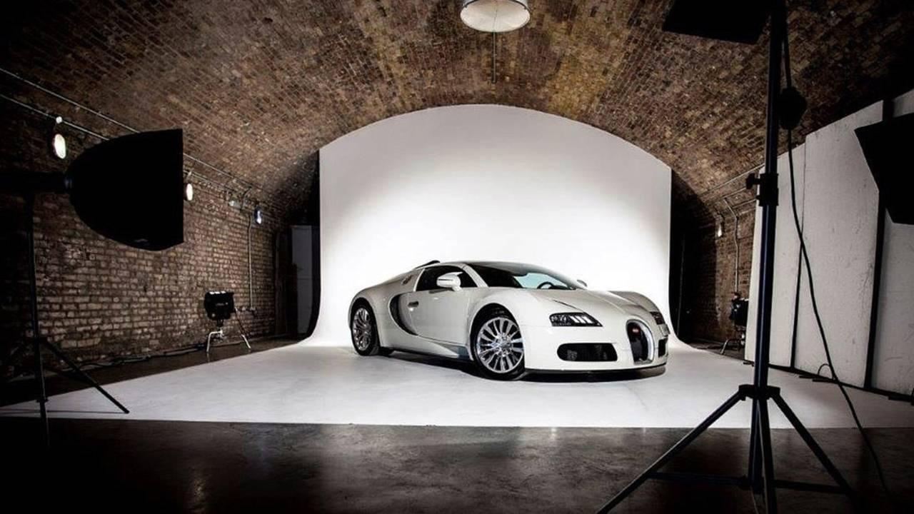 Çok nadir 2 Bugatti Veyron