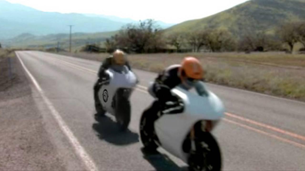Brammo confirms second Enertia TTR, rider for 2009 TTXGP, releases specs