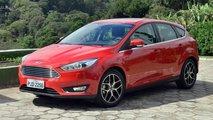 Ford Focus Hatch - Brasil