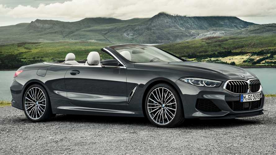 2019 BMW 8 Series Convertible officially revealed looking elegant