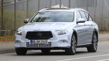 Mercedes E-Class All-Terrain facelift spy photos