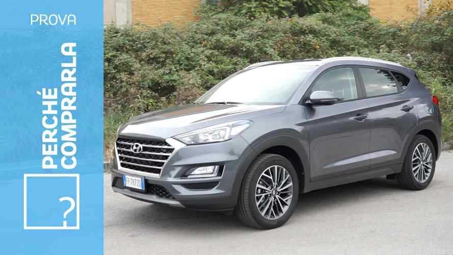 Hyundai Tucson (2018), perché comprarla... e perché no