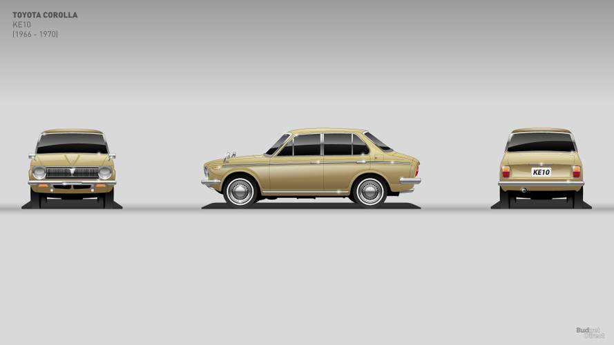 11-Generation Toyota Corolla history lesson