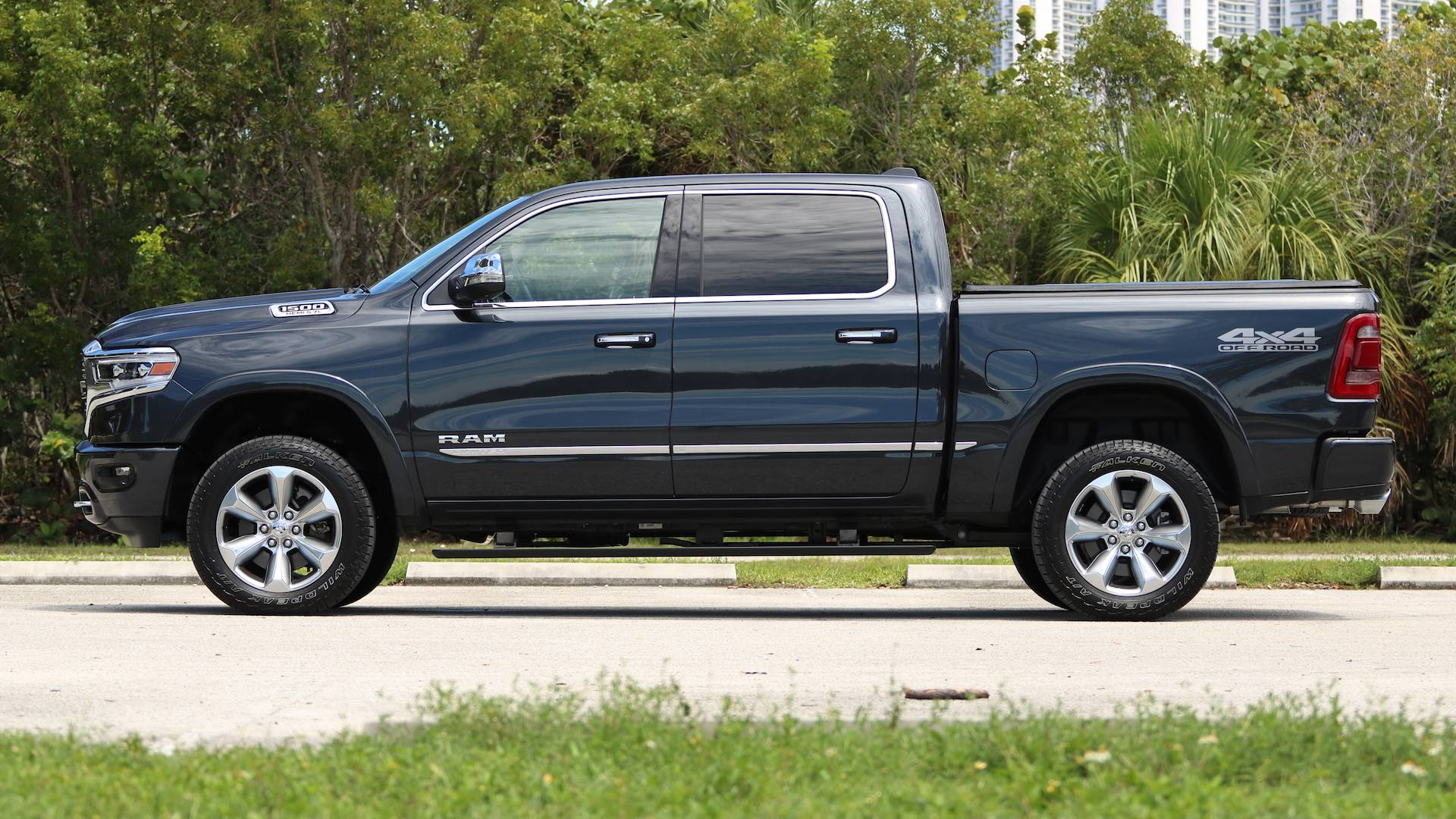 2019 Ram 1500 Limited Review: King Of The Hill
