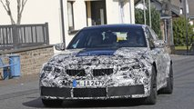 BMW M3 new spy shots