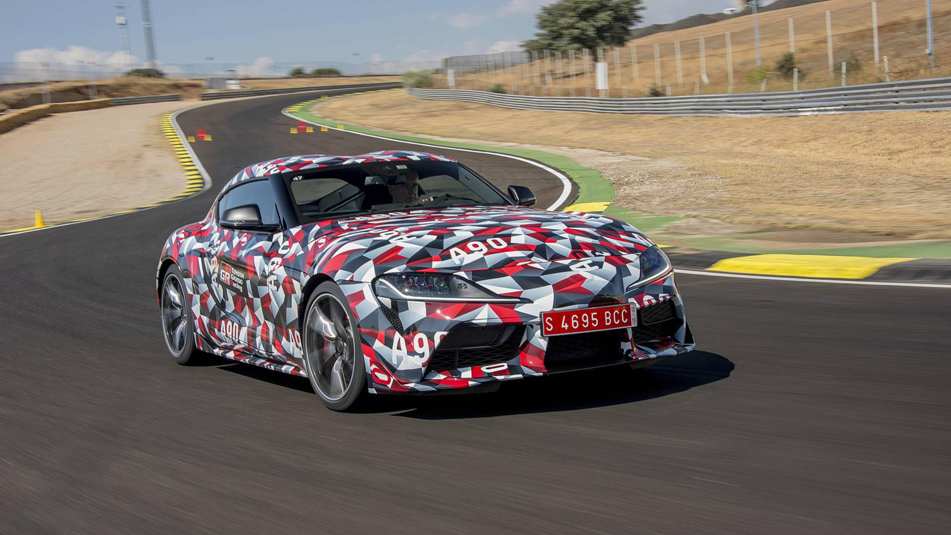 Hurry Toyota Supra Deposits Now Being Accepted