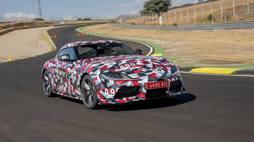 Hurry! Toyota Supra deposits now being accepted
