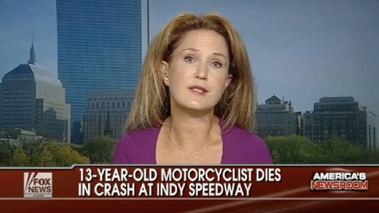 Fox News sensationalizes Peter Lenz death