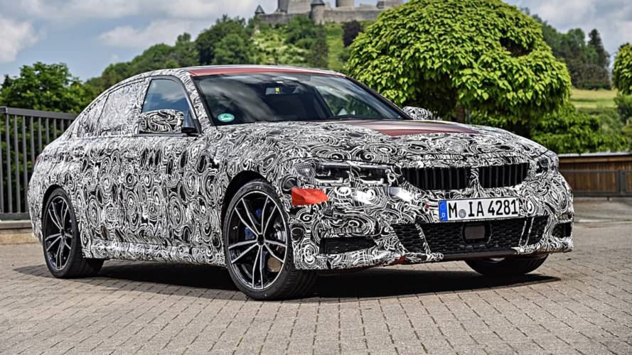 3 Series Gains BMW's Most Powerful 4-Cylinder Ever, Loses 121 LBS