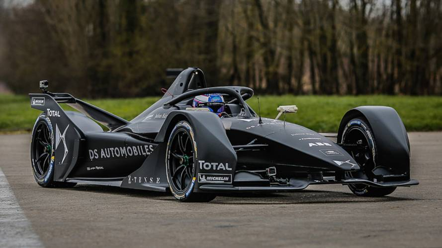 Gen 2 Formula E car will shock the world