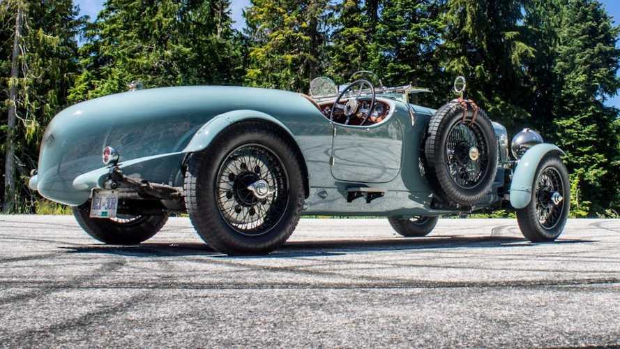 1937 Alvis Speed 25 Special: Potential concours winner?