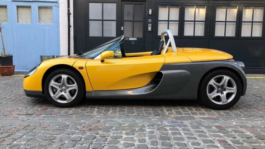 Classics for Sale: Bonkers Renault Sport Spider