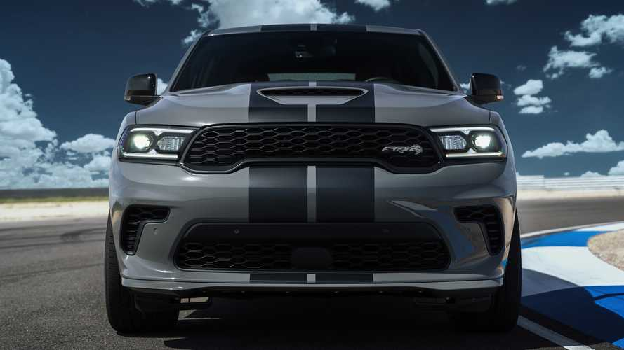 Dodge Durango Hellcat By Hennessey Announced With 1,000+ HP
